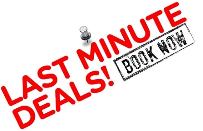 Last minute travel deals from kelowna